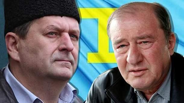 Умеров и Чийгоз отправятся в Украину