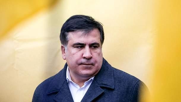 Саакашвили никому не выгоден?