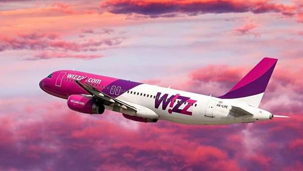 """Wizz Air хочет уйти из аэропорта """"Жуляны"""" в Киеве"""
