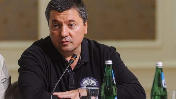 Політолог Віталій Бала був поранений під час замаху на Мосійчука