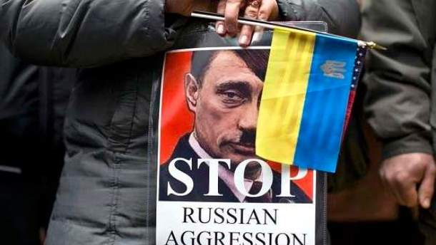 Путін перемагає у гібридній війні в Україні, проте російські цінності тут програють