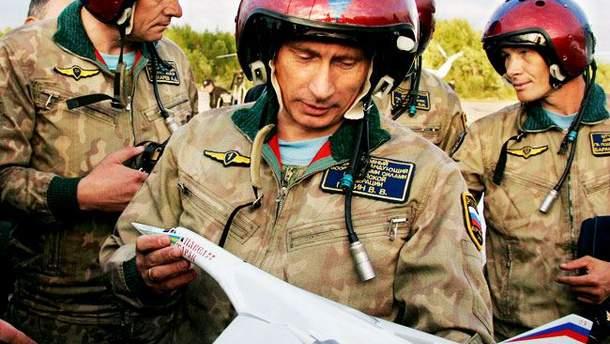Россия готовится к наступлению на Украину