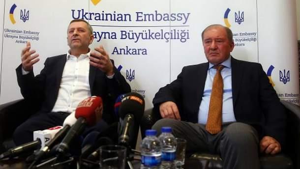 Ильми Умеров и Ахтем Чийгоз дали первые комментарии после освобождения