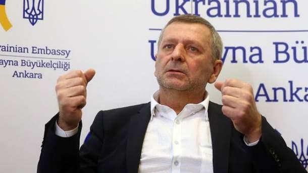 Ахтем Чийгоз дал первые комментарии после освобождения из плена