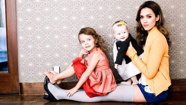 Джессіка Альба офіційно підтвердила стать третьої майбутньої дитини