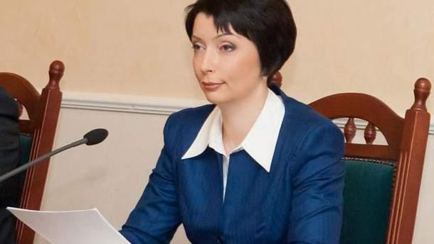 Олена Лукаш виграла суд проти ГПУ
