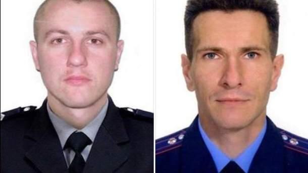 Оба погибших были полицейскими