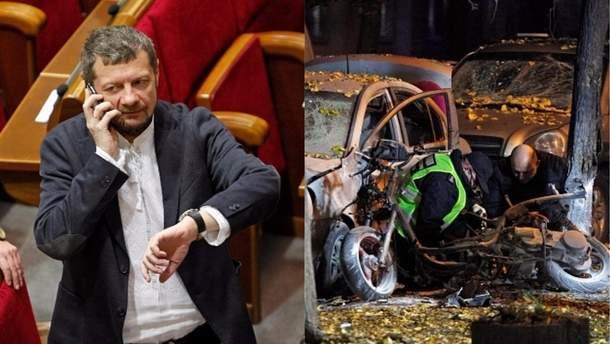 Покушение на Мосийчука: в России требуют доказательств своей причастности к инциденту