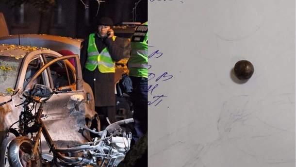 Взрыв в Киеве: пострадвшая женщина находится в крайне тяжелом состоянии