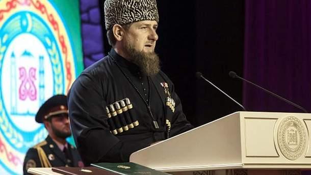 Кадиров спростував свою причетність до замаху на Мосійчука