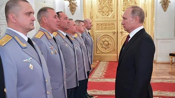 Володимир Путін – новий російський цар