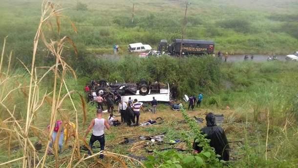 Аварія у Венесуелі