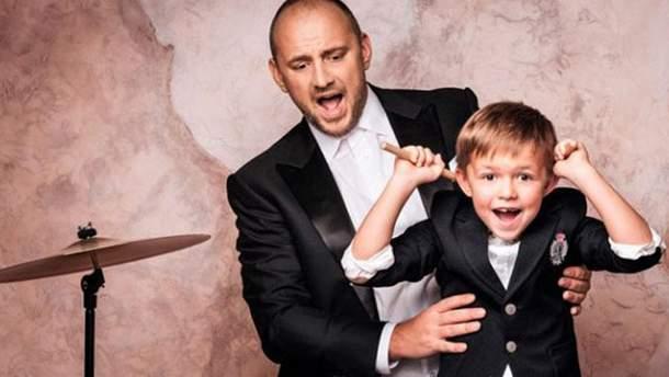 Потап і син Андрій