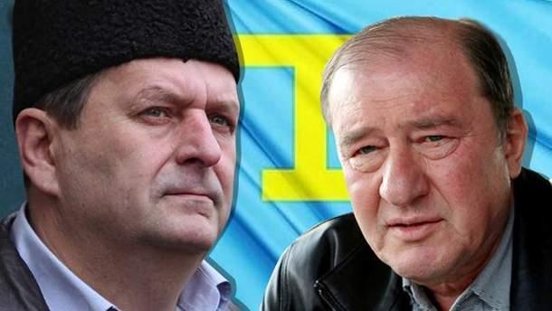 Умеров и Чийгоз прибудут в Киев в 13.50