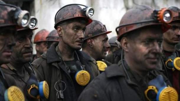 Трое шахтеров пострадали во Львовской области