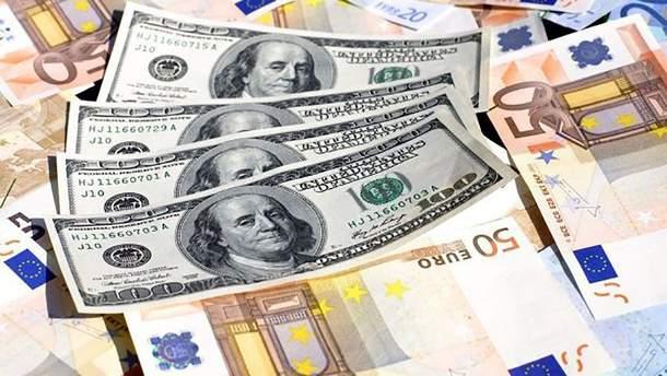 Курс валют НБУ на 30 октября