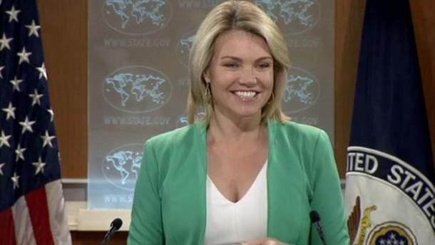 В Госдепе США призвали Россию освободить украинских политзаключенных