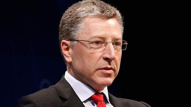 Волкер будет склонять Украину к компромиссу в вопросе относительно введения миротворцев на Донбасс