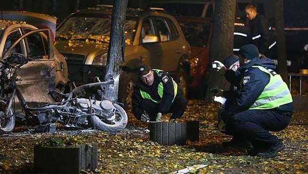 Покушение на Мосийчука в Киеве