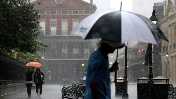 Прогноз погоды на 27 октября: по всей Украине будут идти дожди