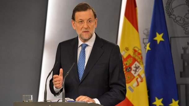 """Рахой пообещал """"восстановить законность"""" в Каталонии"""
