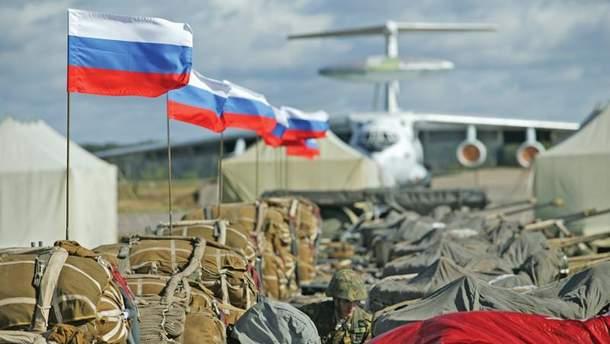 """Росія планує проводити військові навчання """"Захід"""" раз у два роки"""