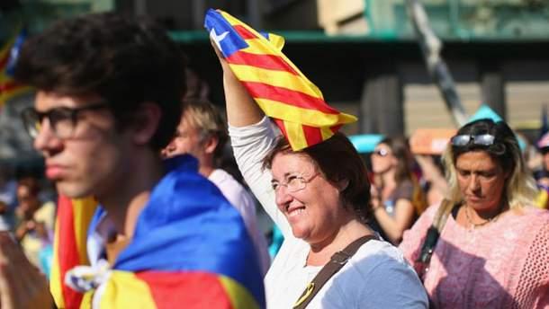 Каталонія проголосила незалежність