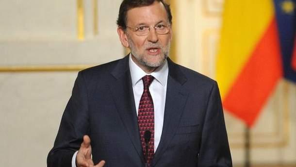 Рахой розпустив парламент Каталонії