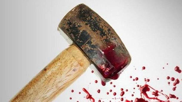 У Дніпрі затримано жінку, яка молотком вдарила бійця АТО