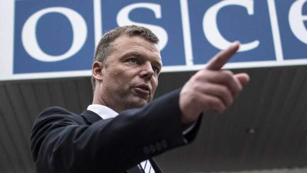 Хуг заявил о неизбежном обострении на Донбассе