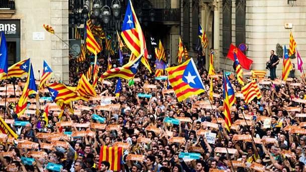 """У Каталонії може виникнути свій """"Майдан"""""""