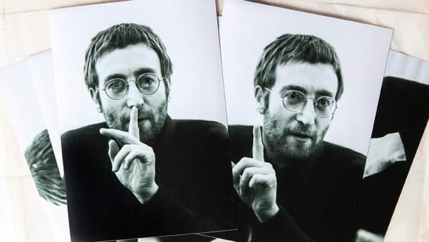 Нові знімки Джона Леннона
