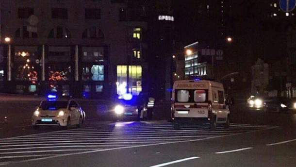 ДТП за участю поліції у Києві