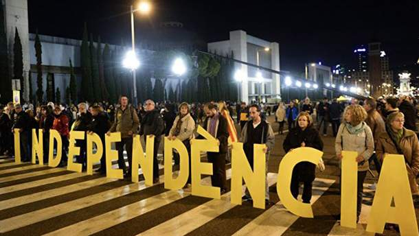 Внеочередные выборы в Каталонии