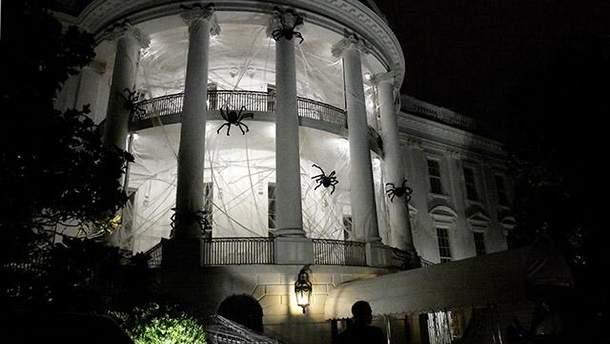 Хелловін у Білому домі