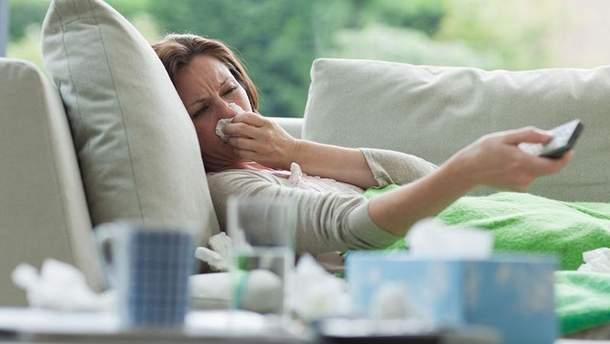 Мифы о лечении простуды