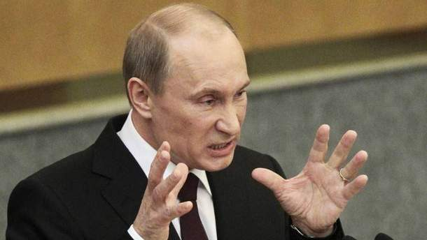 Путін лякає росіян