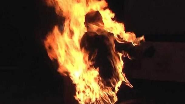 У Польщі помер активіст, який підпалив себе на знак протесту