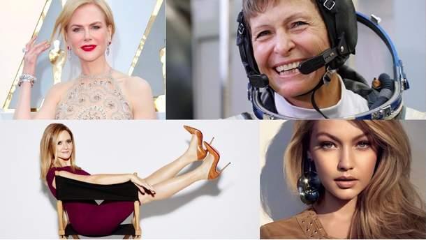 Женщины года по версии Glamour