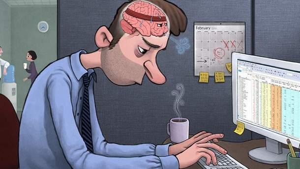 Хронічна втома: ознаки, що вам пора відпочити