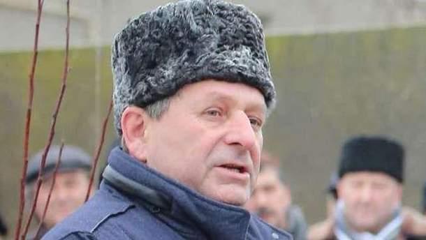 Чийгоз хочет вернуться в Крым