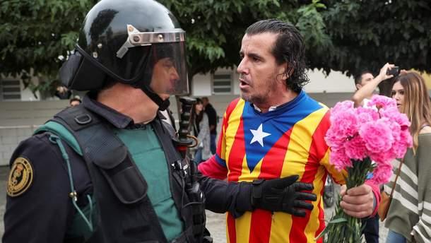 Конфликт в Каталонии перешел в мирное русло