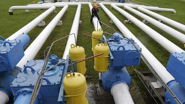 Польща зберігатиме газ в українських сховищах