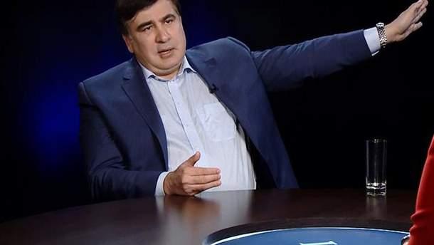 Саакашвили не верит в свою экстрадиции в Грузию