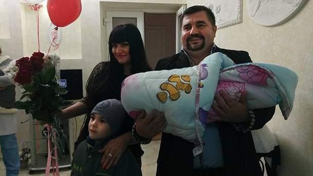 В Одесі немовля назвали на честь Аміни Окуєвої