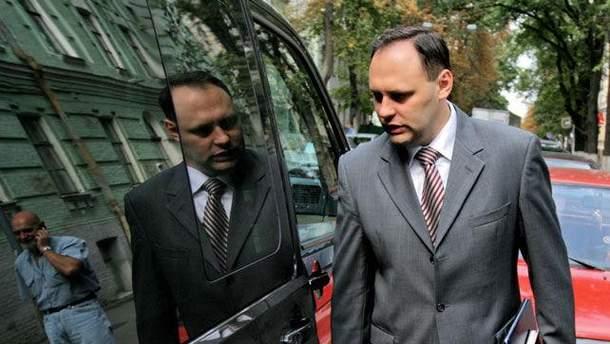 Каськіва екстрадували до України