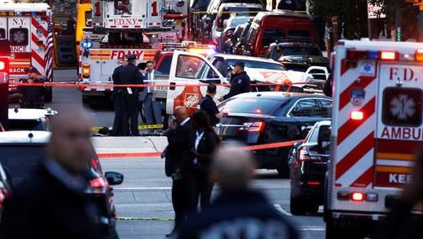 Теракт у Нью-Йорку: Трамп прокоментував атаку на жителів столиці США