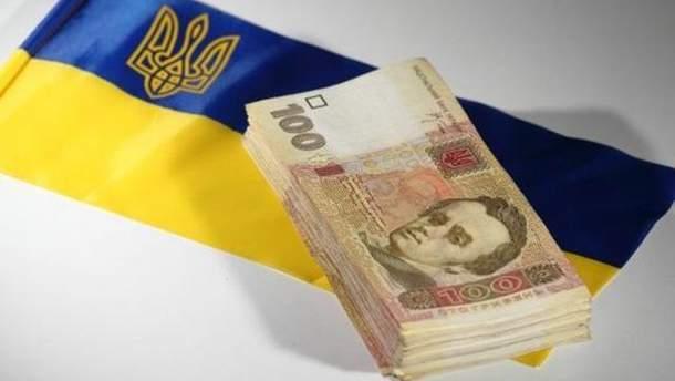 Середня зарплата в Україні у вересні