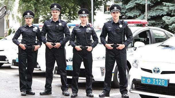 На вулицях столиці побільшає поліцейських