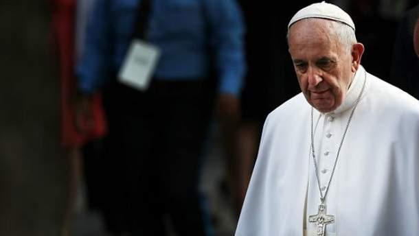 Папа Франциск признался, что иногда засыпает во время молитвы